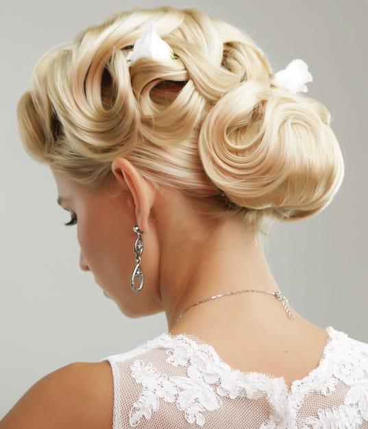 wedding-and-event-hair-updo Services