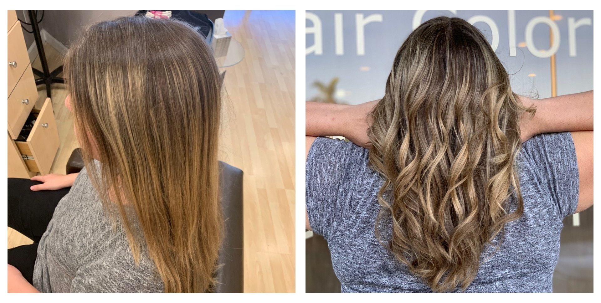 Before And After Hair Makeovers In Naples Fl Salon Mulberry