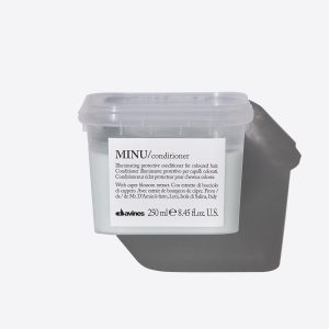 Buy Davines Hair Products Online - Essential Haircare MINU Hair Conditioner