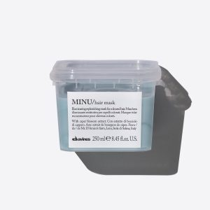 Buy Davines Hair Products Online - Essential Haircare MINU Hair Mask