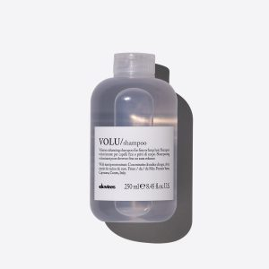 Buy Davines Hair Products Online - Essential VOLU Shampoo