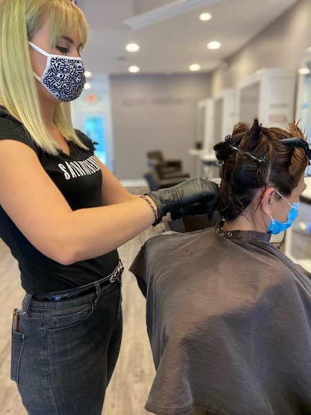Janel-Hair-Color-and-Haircut-Specialist-in-Naples-Salon Janel - Hair Salon Level 1 Stylist at Salon Mulberry in Naples Florida