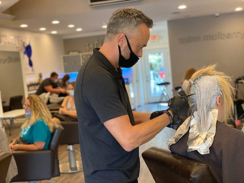 Jeff-Stewart-Hair-Stylist-in-Naples-Florida-at-Salon-Mulberry-Hair-Salon Jeff - Hair Salon Level 1 Stylist at Salon Mulberry in Naples Florida